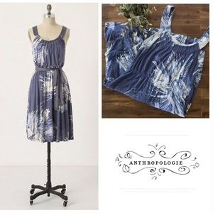 Anthropologie : Shifting Feathers Dress